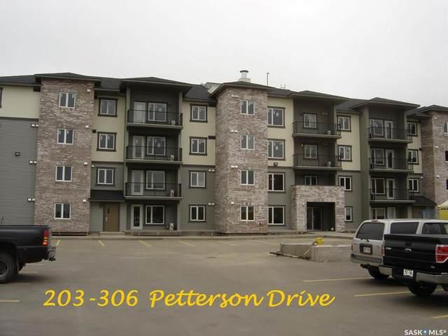 306 Petterson Drive #203, Estevan, SK S4A 2A8 (MLS #SK826547) :: The A Team
