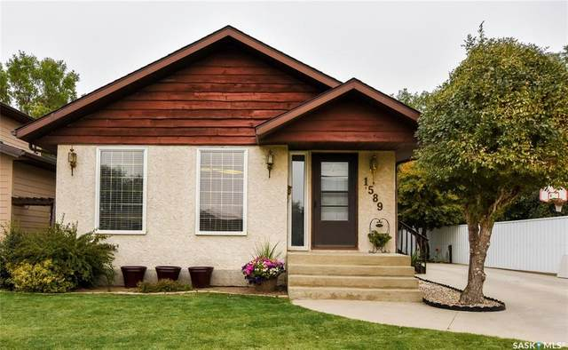1589 Dieppe Crescent, Estevan, SK S4A 1W8 (MLS #SK826889) :: The A Team