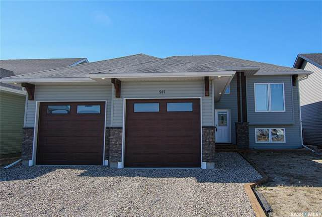 507 Mickelson Lane, Warman, SK S0K 4S1 (MLS #SK826901) :: The A Team