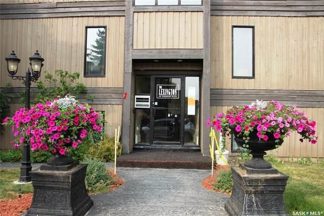 250 Pinehouse Place #104, Saskatoon, SK S7K 4X1 (MLS #SK827109) :: The A Team