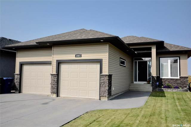 266 Denham Crescent, Saskatoon, SK S7R 1E8 (MLS #SK827356) :: The A Team