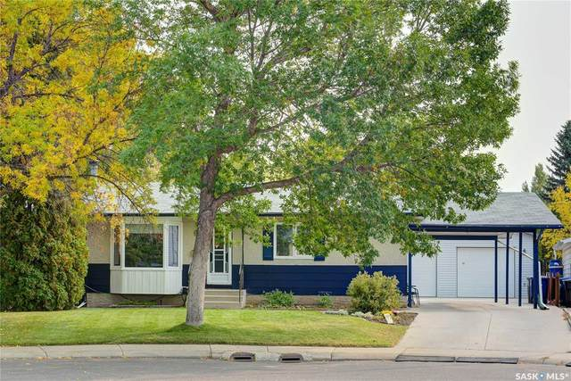 98 Galbraith Crescent, Saskatoon, SK S7M 4H1 (MLS #SK827368) :: The A Team