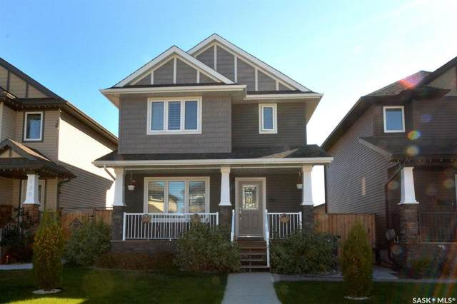 126 Childers Crescent, Saskatoon, SK S7L 3G4 (MLS #SK827370) :: The A Team