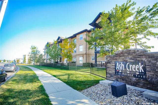 326 Herold Road #207, Saskatoon, SK S7V 0A2 (MLS #SK827492) :: The A Team