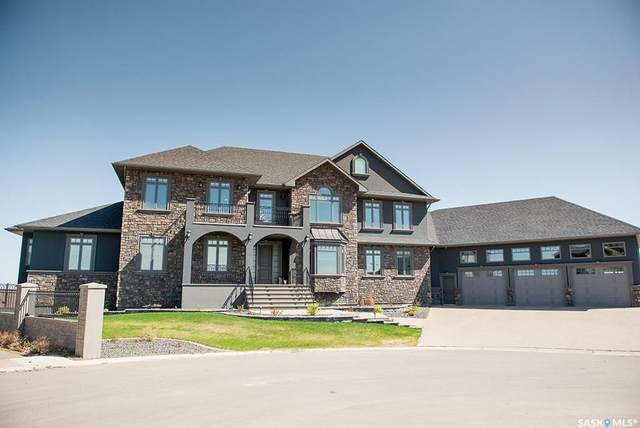 26 Creekside Terrace, Weyburn, SK S4H 3B9 (MLS #SK827496) :: The A Team