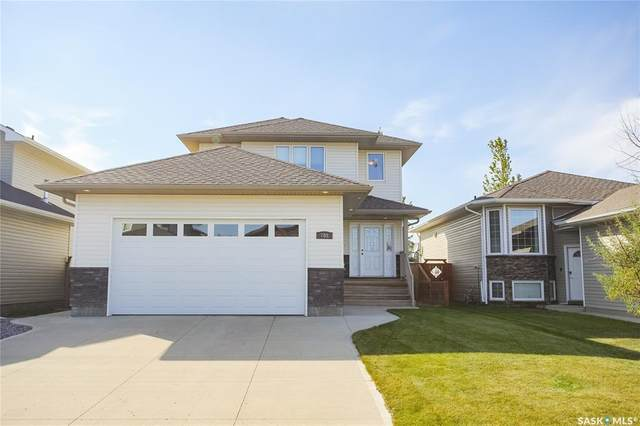 708 Quessy Drive, Martensville, SK S0K 0A2 (MLS #SK827514) :: The A Team