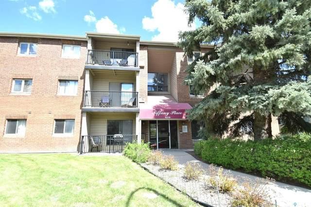 4219 Degeer Street #38, Saskatoon, SK S7H 4N6 (MLS #SK827562) :: The A Team
