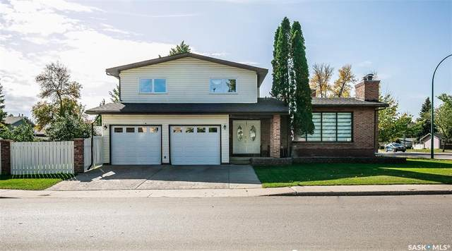 837 Mckercher Drive, Saskatoon, SK S7H 4T9 (MLS #SK827683) :: The A Team