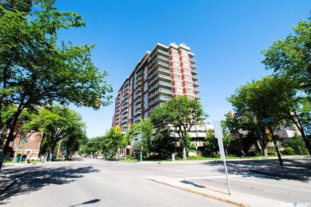 902 Spadina Crescent E #1404, Saskatoon, SK S7K 0G8 (MLS #SK828060) :: The A Team