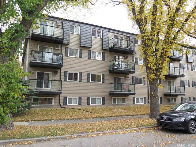 1001 Lansdowne Avenue #10, Saskatoon, SK S7H 2C2 (MLS #SK828080) :: The A Team