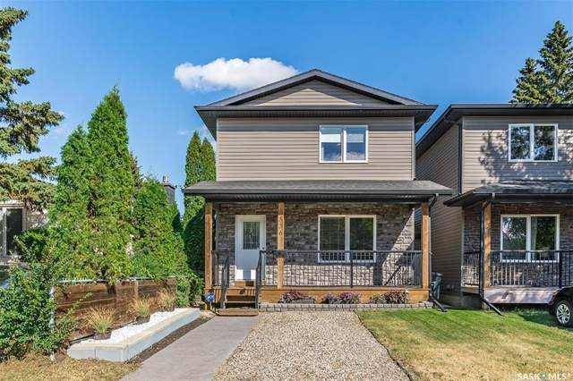 336 W Avenue S, Saskatoon, SK S7M 3G5 (MLS #SK828112) :: The A Team