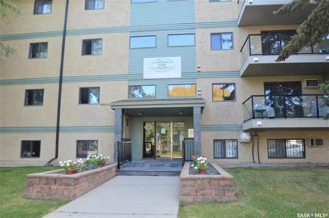 1435 Embassy Drive #409, Saskatoon, SK S7M 4E5 (MLS #SK828139) :: The A Team