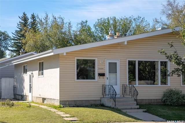 1304 East Centre, Saskatoon, SK S7J 3A9 (MLS #SK828380) :: The A Team