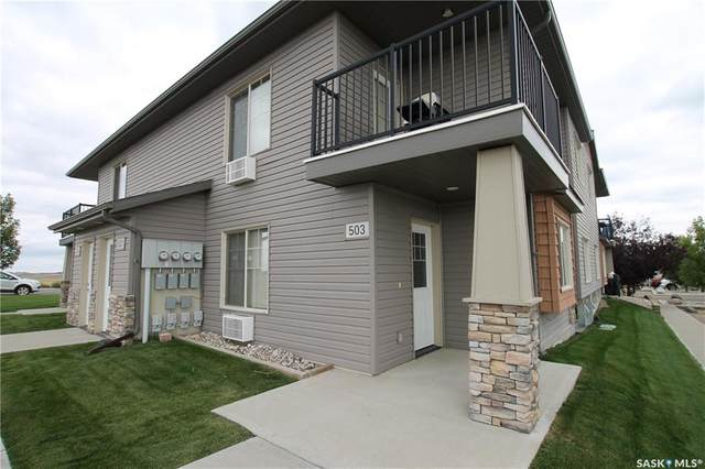 700 Battleford Trail #503, Swift Current, SK S9H 4V9 (MLS #SK828707) :: The A Team