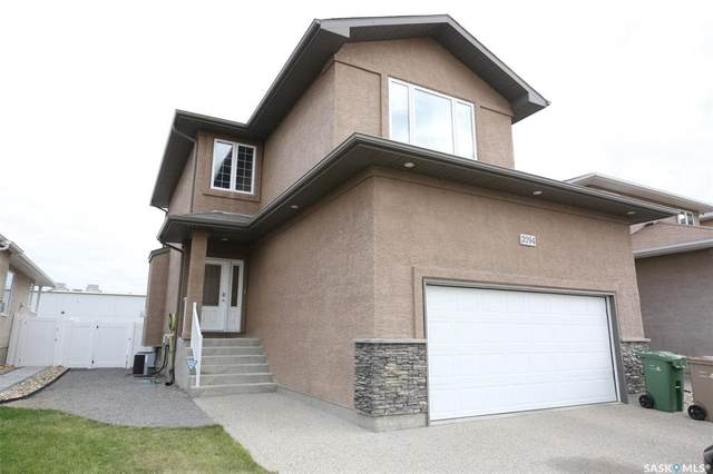 2094 Laurier Bay E, Regina, SK S4V 0P6 (MLS #SK828713) :: The A Team