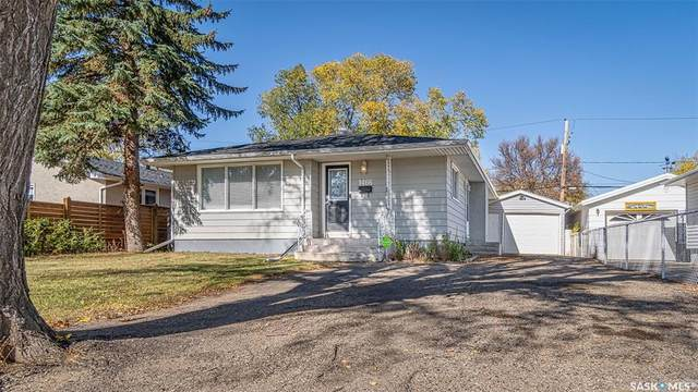 1466 Grace Street, Moose Jaw, SK S6H 3C9 (MLS #SK828849) :: The A Team