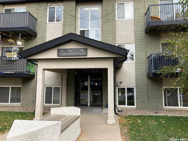 3030 Arlington Avenue #14, Saskatoon, SK S7J 2J9 (MLS #SK828946) :: The A Team