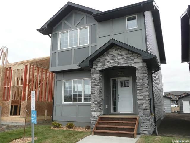 915 Mcfaull Manor, Saskatoon, SK S7V 0S6 (MLS #SK830174) :: The A Team