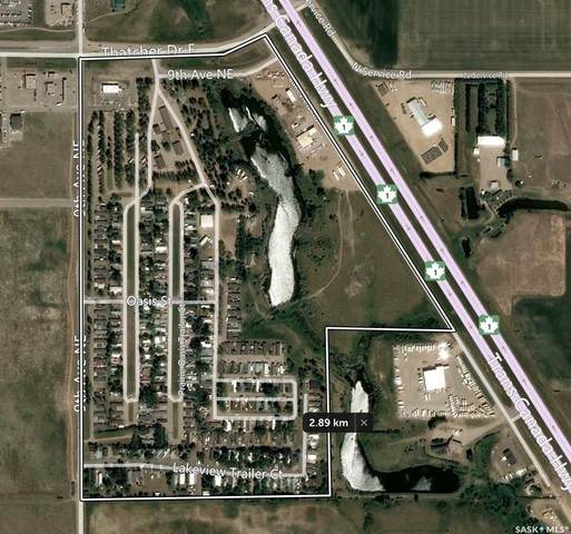 955 Thatcher Drive E, Moose Jaw, SK S6H 4N9 (MLS #SK830257) :: The A Team