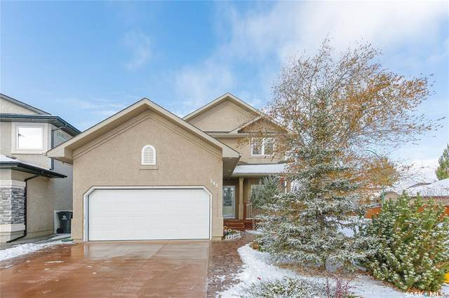 243 Beckett Green, Saskatoon, SK S7N 4W7 (MLS #SK830958) :: The A Team