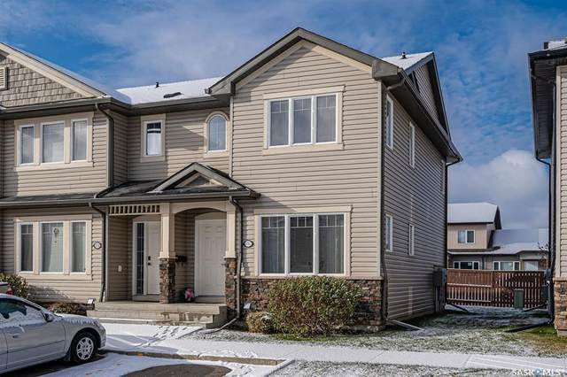 303 Slimmon Place #631, Saskatoon, SK S7V 0A8 (MLS #SK831022) :: The A Team