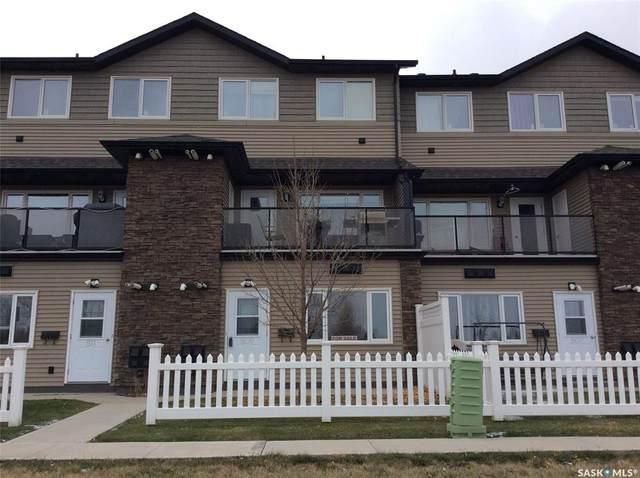 110 Shillington Crescent #509, Saskatoon, SK S7M 3Z8 (MLS #SK831196) :: The A Team