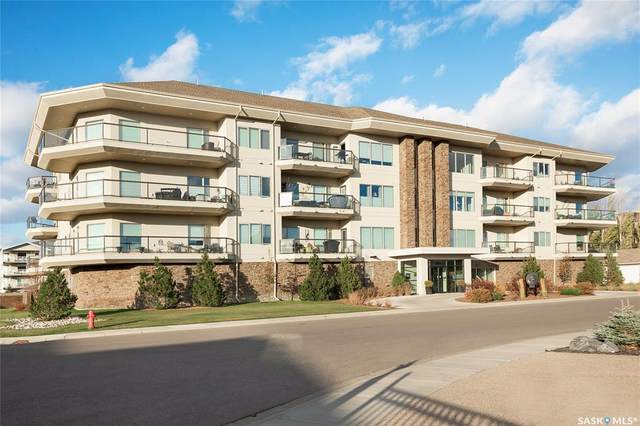2800 Lakeview Drive #308, Prince Albert, SK S6W 0A4 (MLS #SK831240) :: The A Team