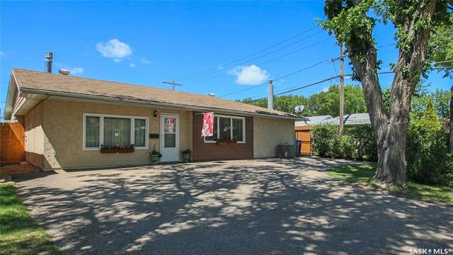 356 Halifax Street N, Regina, SK S4R 2W8 (MLS #SK831282) :: The A Team