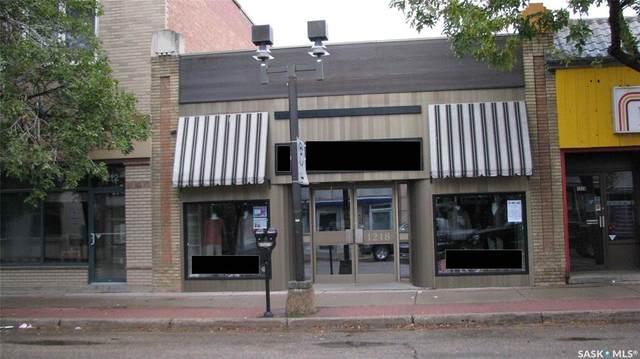 1218 Central Avenue, Prince Albert, SK S6V 4V8 (MLS #SK831413) :: The A Team