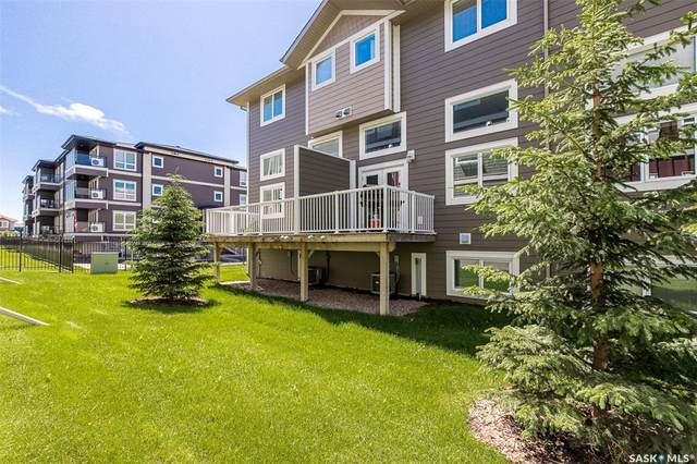 212 Willis Crescent #108, Saskatoon, SK S7T 0R6 (MLS #SK831452) :: The A Team
