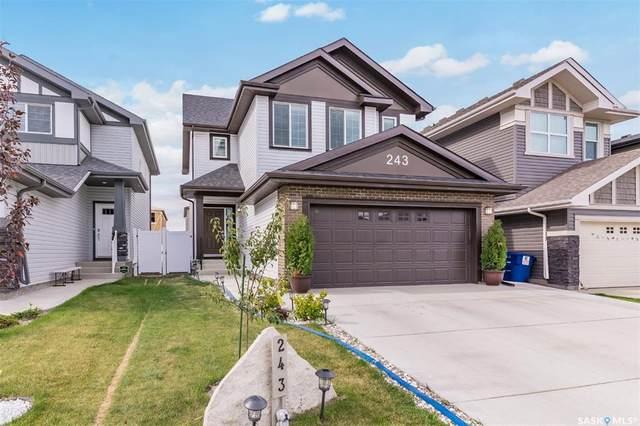 243 Dagnone Lane, Saskatoon, SK S7V 0P9 (MLS #SK831459) :: The A Team
