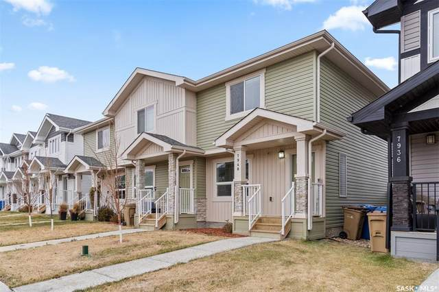 7940 Canola Avenue, Regina, SK S4Y 0E7 (MLS #SK831530) :: The A Team
