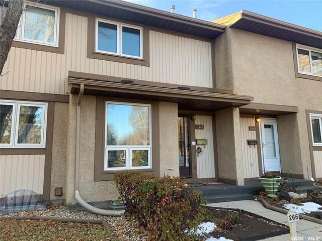 1128 Mckercher Drive #168, Saskatoon, SK S7H 4Y7 (MLS #SK831561) :: The A Team