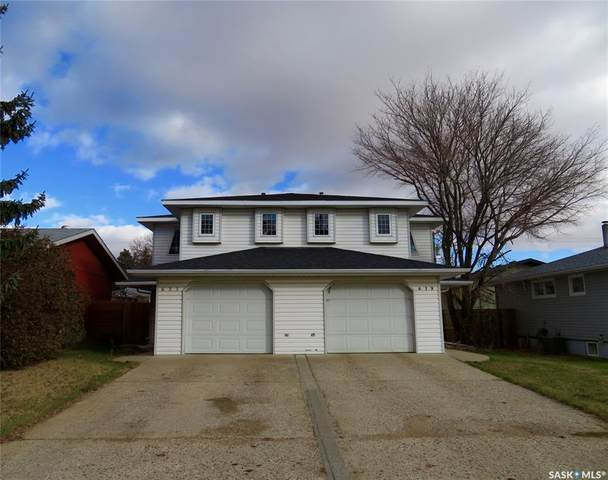 621 8th Avenue NE, Swift Current, SK S9H 2R4 (MLS #SK831700) :: The A Team