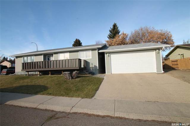 437 Milburn Crescent, Swift Current, SK S9H 4N7 (MLS #SK831739) :: The A Team