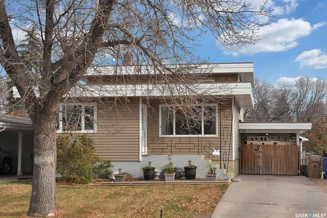 223 Broad Street N, Regina, SK S4R 2X7 (MLS #SK831769) :: The A Team