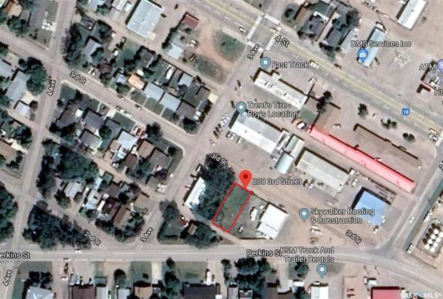 230 3rd Street, Estevan, SK S4A 0N6 (MLS #SK831917) :: The A Team