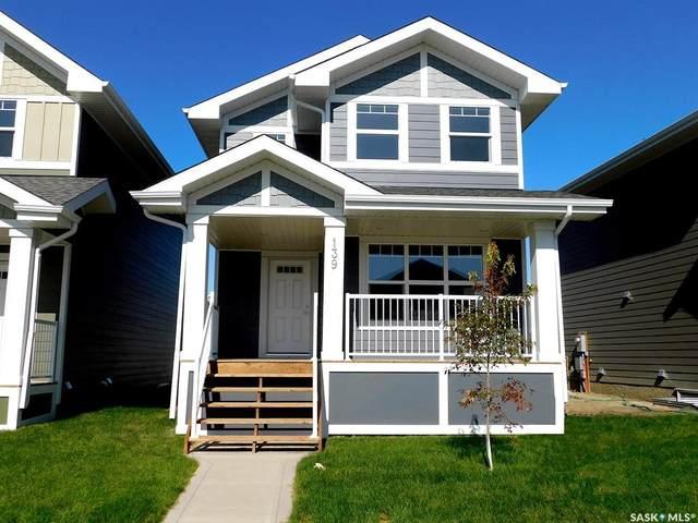 558 Stilling Way, Saskatoon, SK S7V 0P4 (MLS #SK831981) :: The A Team