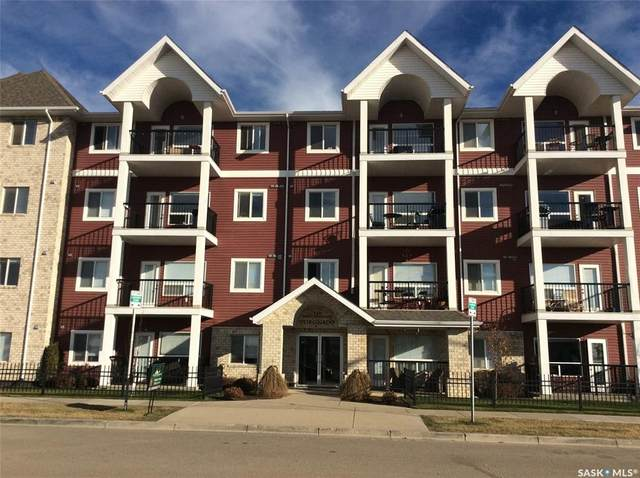 150 Pawlychenko Lane #409, Saskatoon, SK S7V 0B4 (MLS #SK831994) :: The A Team