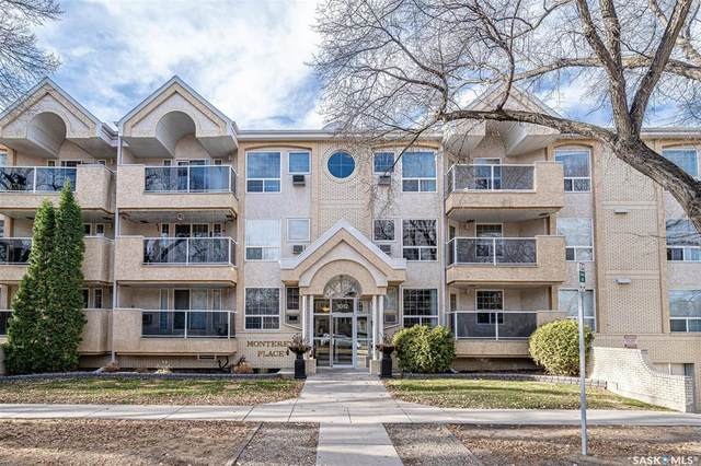 1012 Lansdowne Avenue #307, Saskatoon, SK S7H 2C3 (MLS #SK832022) :: The A Team