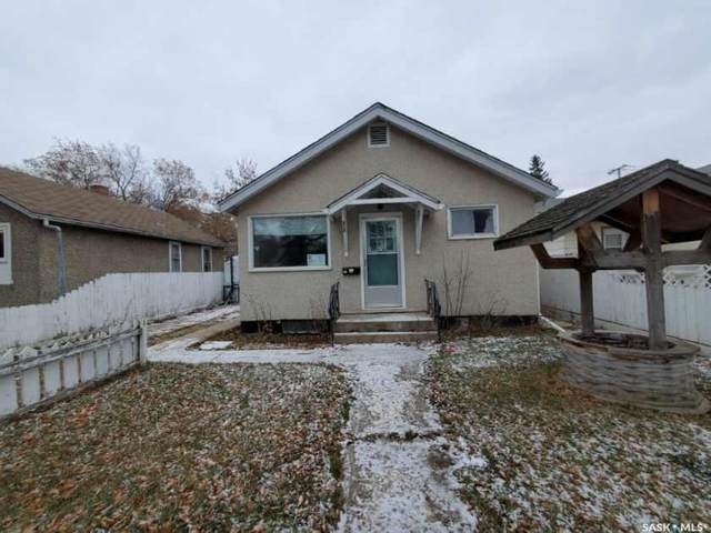 879 13th Street W, Prince Albert, SK S6V 3H4 (MLS #SK832053) :: The A Team