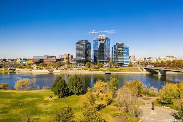 316 Saskatchewan Crescent E, Saskatoon, SK S7N 0K6 (MLS #SK833128) :: The A Team
