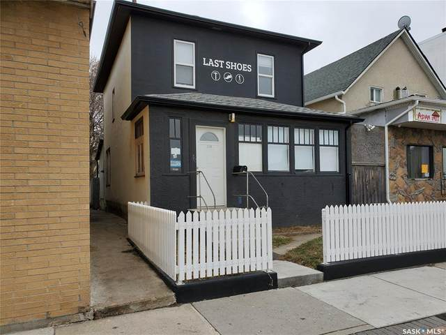 318 C Avenue S, Saskatoon, SK S7M 1N4 (MLS #SK833147) :: The A Team