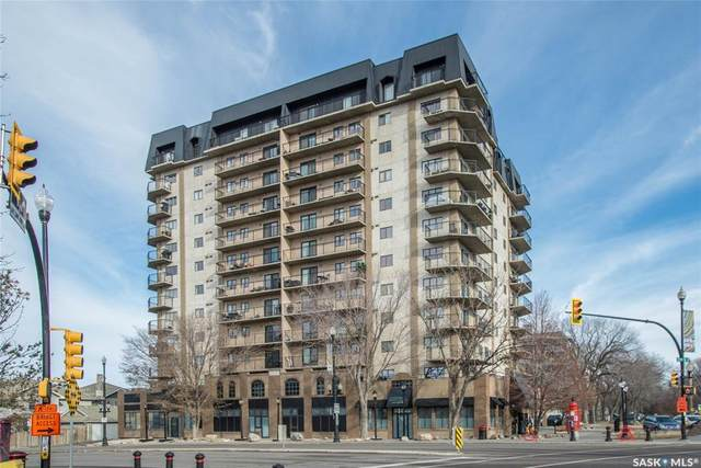 611 University Drive #304, Saskatoon, SK S7N 3Z1 (MLS #SK833211) :: The A Team