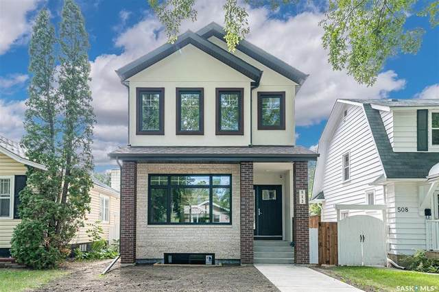 512 7th Street E, Saskatoon, SK S7H 0X7 (MLS #SK833229) :: The A Team