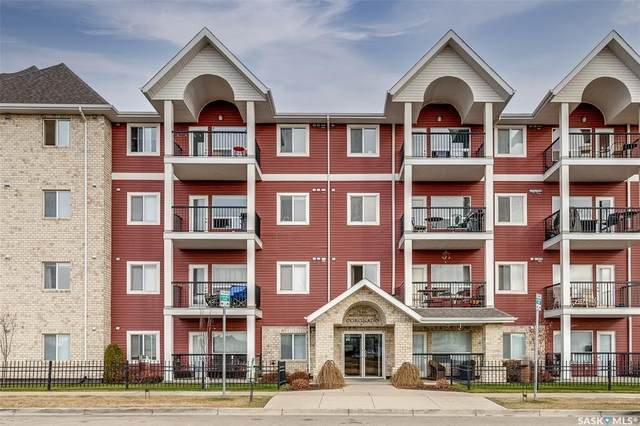 150 Pawlychenko Lane #415, Saskatoon, SK S7V 0B4 (MLS #SK833385) :: The A Team