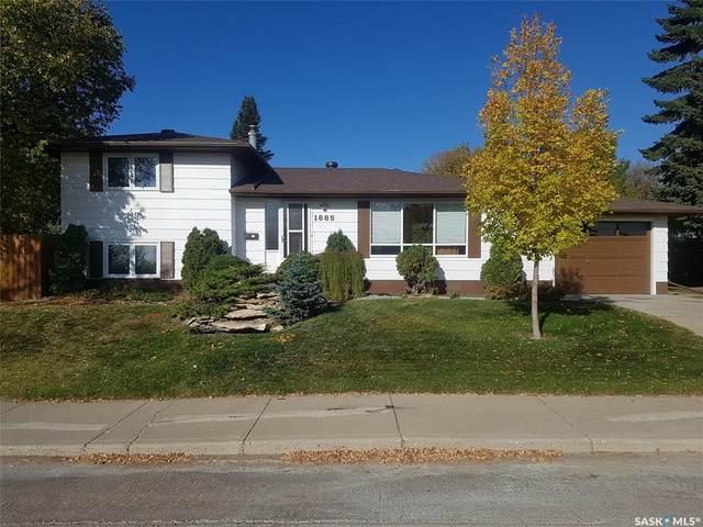 1685 Edward Avenue, Saskatoon, SK S7K 3B7 (MLS #SK833394) :: The A Team