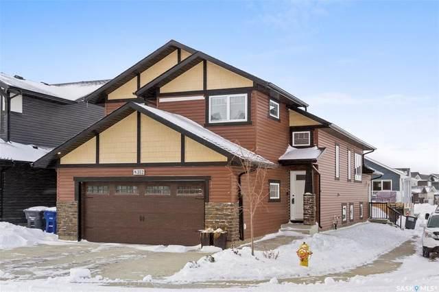 312 Delainey Manor, Saskatoon, SK S7V 0N4 (MLS #SK833569) :: The A Team