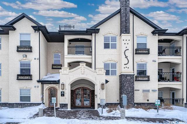 415 Hunter Road 302A, Saskatoon, SK S7T 0J7 (MLS #SK833590) :: The A Team