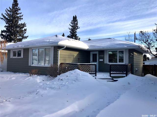 1722 92nd Street, North Battleford, SK S9A 0B6 (MLS #SK833614) :: The A Team